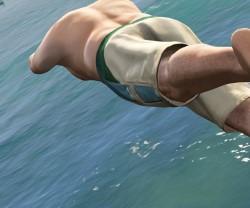 Чит-код на скорость плавания в ГТА 5