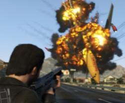 Чит-код на взрывные пули в ГТА 5