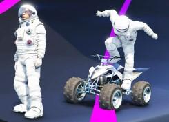 Чит-код лунную гравитацию в ГТА 5