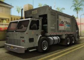 Чит-код на машину Garbage Truck Vehicle в ГТА 5