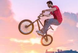 Чит-код на Велосипед BMX в ГТА 5