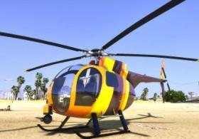 Чит-код на Вертолет Buzzard в ГТА 5