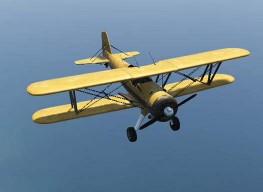 Чит-код на Самолет Duster Plane в ГТА 5