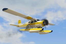 Чит-код на Гидроплан Dodo Airplane в ГТА 5