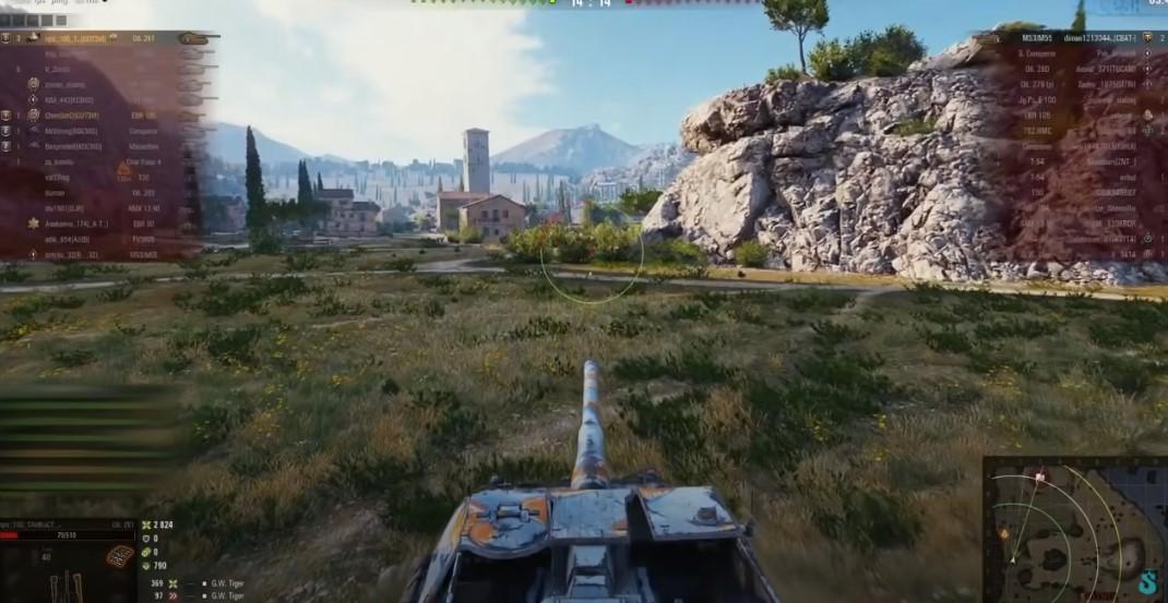 Парные ники для World of Tanks