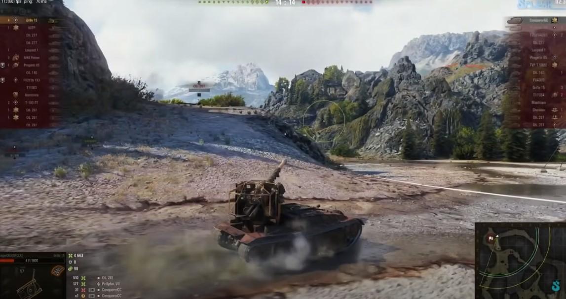 Мужские (для мальчика и парня) ники для World of Tanks