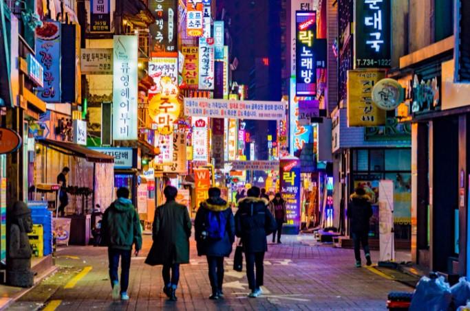 Популярные корейские фамилии