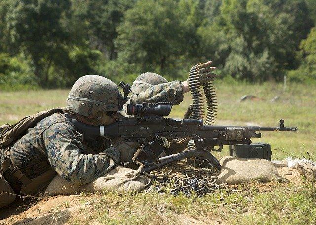 Американские военные ники и псевдонимы