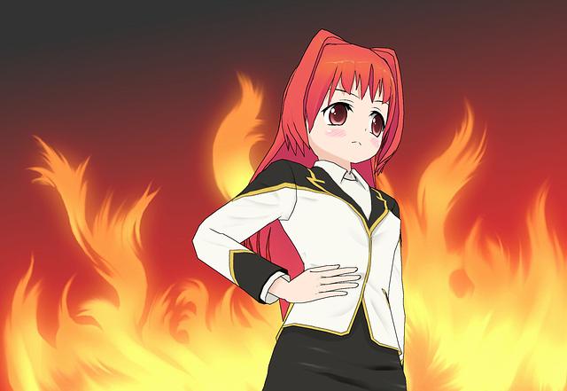 Японские и аниме ники для девушек